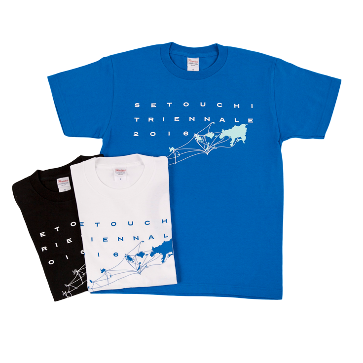 T-Shirts (Blue・White・Black)